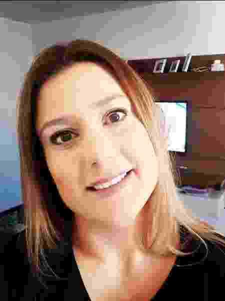 Raquel perdeu 60% da audição do ouvido direito na gestação - Arquivo pessoal