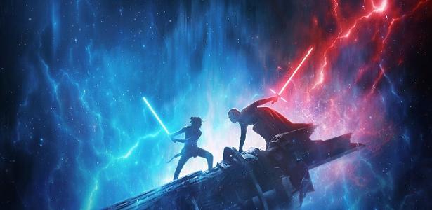 Convenção nos EUA | Star Wars 9 ganha pôster; cena exibida no evento da Disney mostra Rey 'do mal'