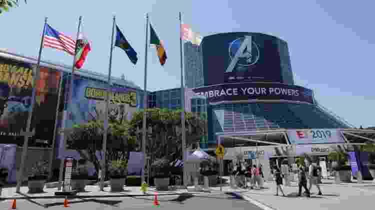 O Centro de Convenções de Los Angeles é o palco tradicional da E3  - Divulgação