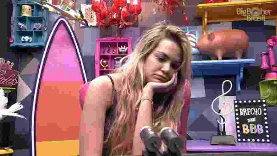 BBBq 209: Marcela raio-x  -  Reprodução/Globoplay