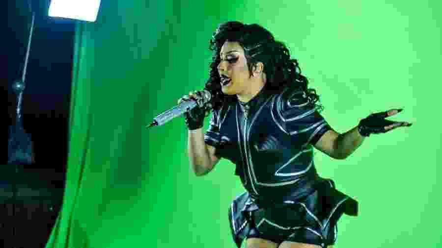"""Gloria Groove faz live com dançarinos """"virtuais"""" -  Leo Franco / AgNews"""