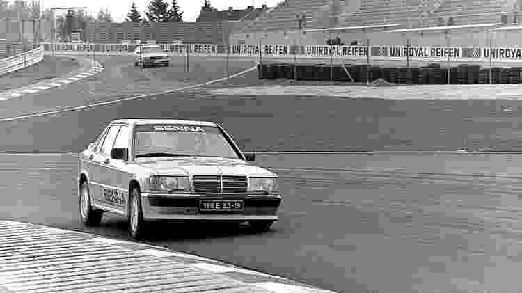 Mercedes-Benz 190 E Cosworth Anderson Dick - Divulgação - Divulgação