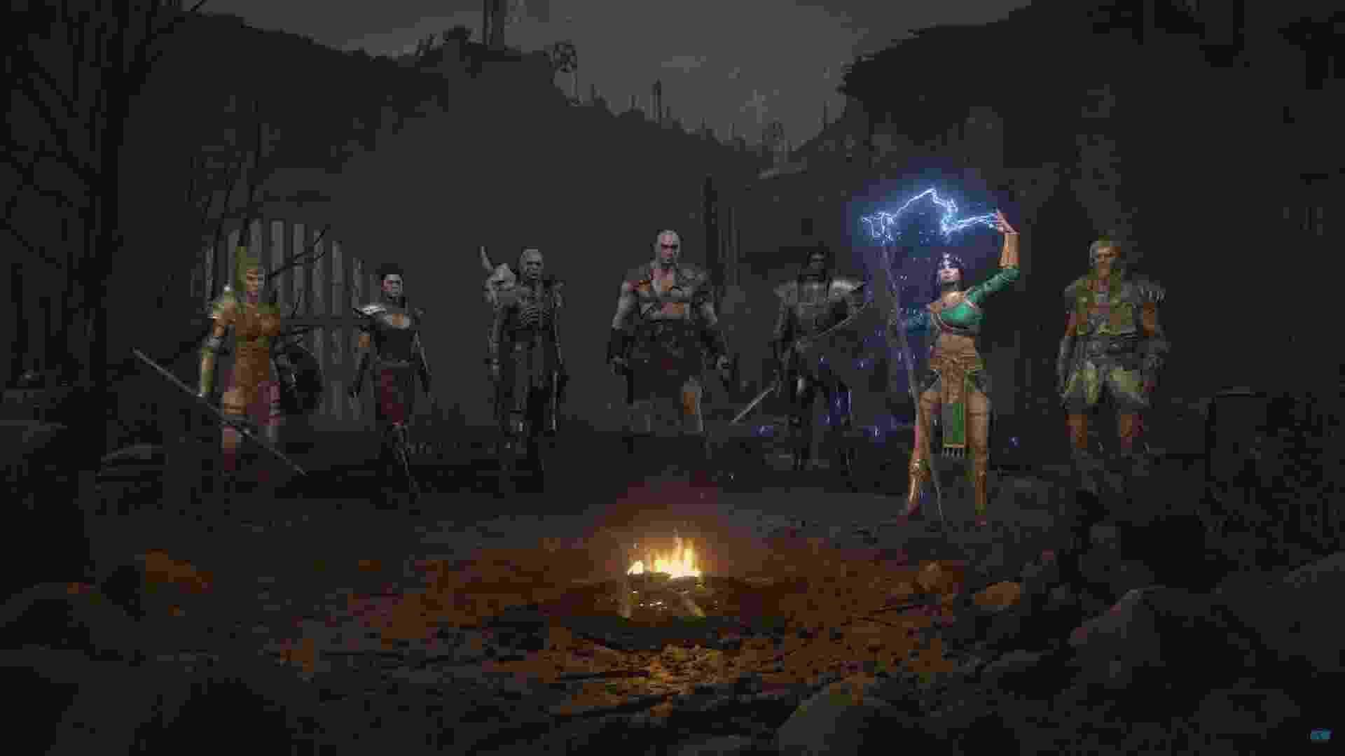 Diablo II: Resurrected - Reprodução/PC Gamer