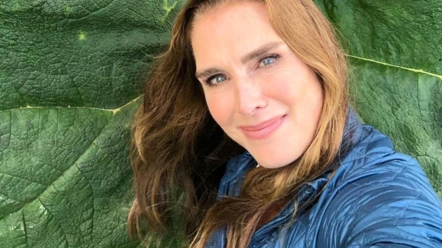 Brooke Shields fala sobre acidente em prancha - Reprodução/Instagram@brookeshields