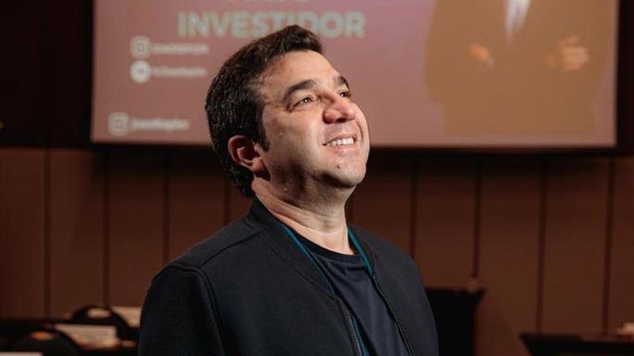 O empresário e escritor João Kepler - Reprodução/Instagram @joaokepler