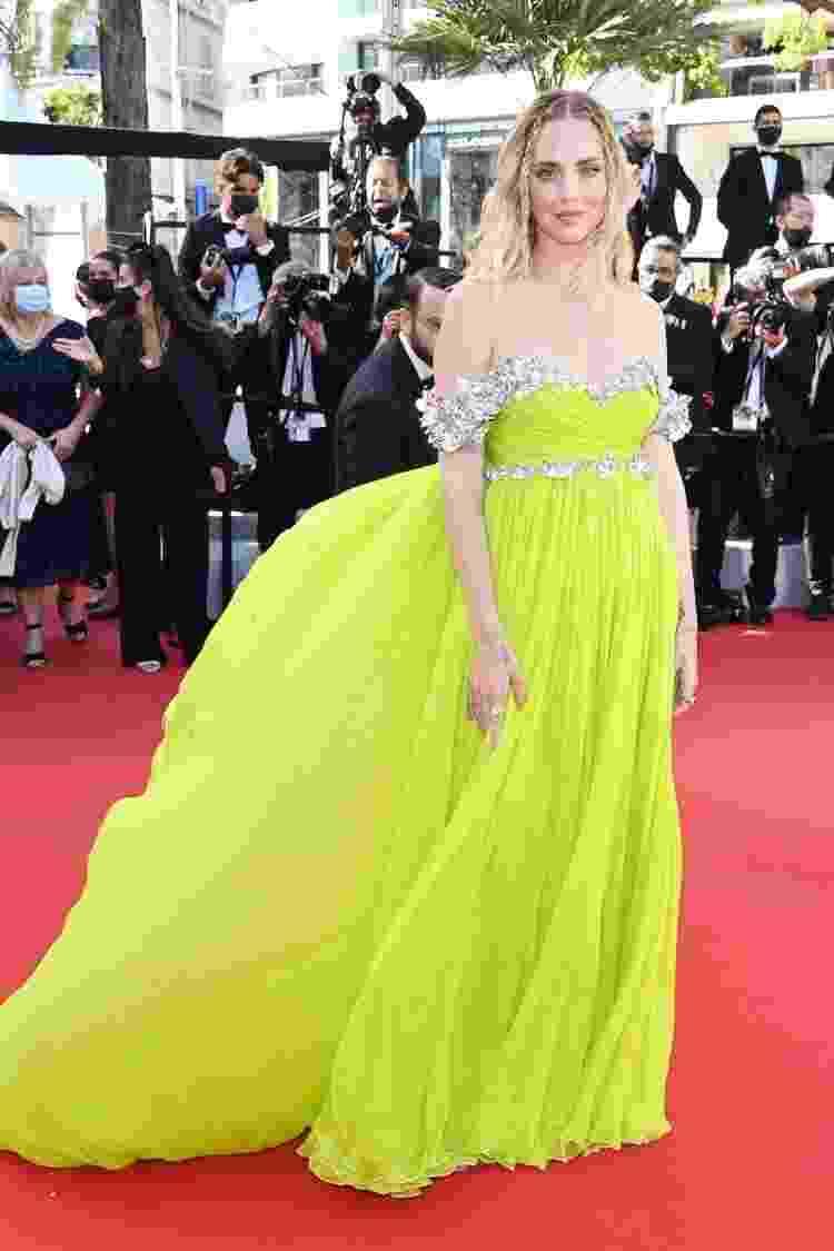 Chiara Ferragni | Festival de Cannes 2021 - Getty Images - Getty Images