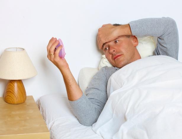 A pesquisa mostrou que o sono de homens de meia idade tem a menor duração de todos os grupos analisados - Getty Images