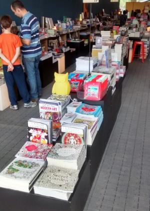 Interior da Travessa, livraria oficial da Flip - Rodrigo Casarin/UOL