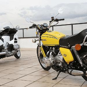 Honda Gold Wing 40 anos - Renato Durães/Infomoto