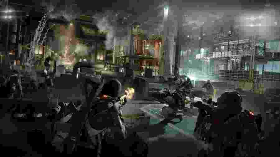 """""""The Division"""" é apenas um dos diversos games inspirados na obra do escritor Tom Clancy - Divulgação"""