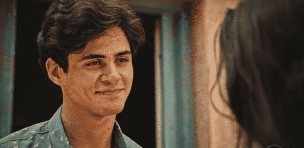 """Lucas Veloso participou da novela  """"Velho Chico"""" e foi escolhido para ser o novo Didi - Reprodução/TV Globo"""