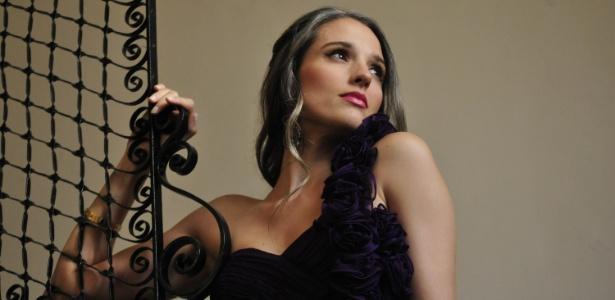 A soprano argentina Oriana Favaro interpreta Julieta - Divulgação