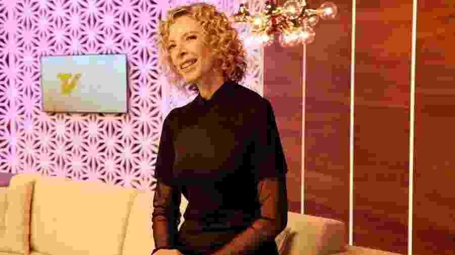 A apresentadora Marília Gabriela - Divulgação/Viva
