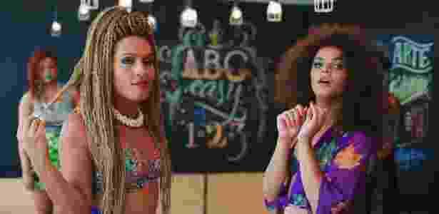 As Bahias Raquel Virginia e Assucena Assucena descobriam que eram trans juntas, durante curso de História na USP - Reprodução - Reprodução