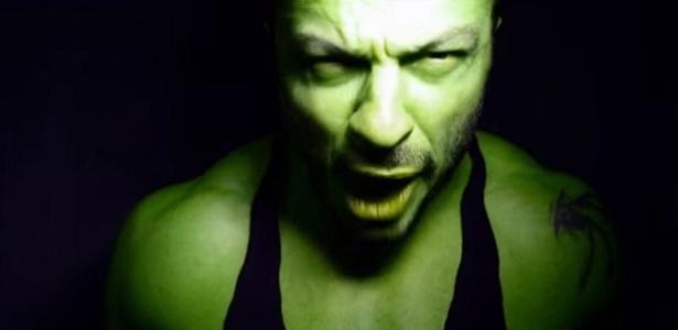 Bambam vira Mutante em vinheta de seu canal no YouTube, inspirado no Hulk - Reprodução/YouTube