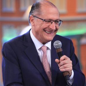 Governador de SP gravou entrevista nesta quarta-feira no SBT - Divulgação