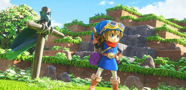 """""""Dragon Quest Builders"""" é muito mais do que um mero clone de """"Minecraft"""""""