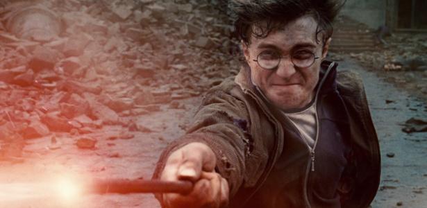 Facebook cria animação especial em homenagem a Harry Potter