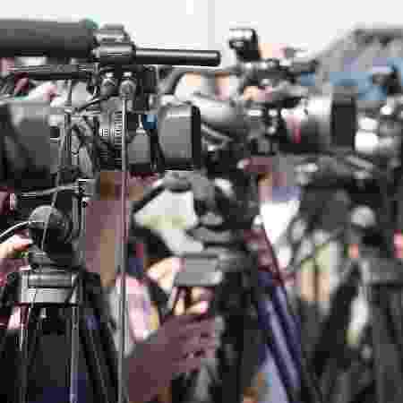 O jornalismo televisivo público e privado está em crise - Getty Images/iStockphoto