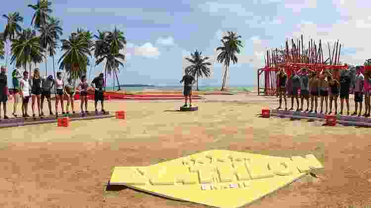 """O reality """"Exathlon Brasil"""", da Band, que é gravado na República Dominicana - Ayhan Y?ld?z/ Divulgação - Ayhan Y?ld?z/ Divulgação"""