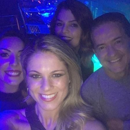 Jacqueline Brazil faz aniversário em balada em São Paulo - Reprodução/Instagram