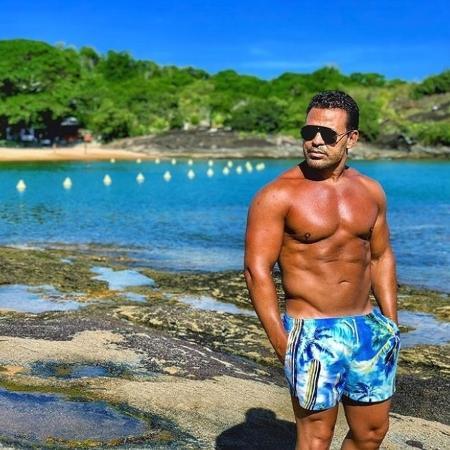 Eduardo Costa aproveita o verão em Guarapari, Espírito Santo - Reprodução/Instagram