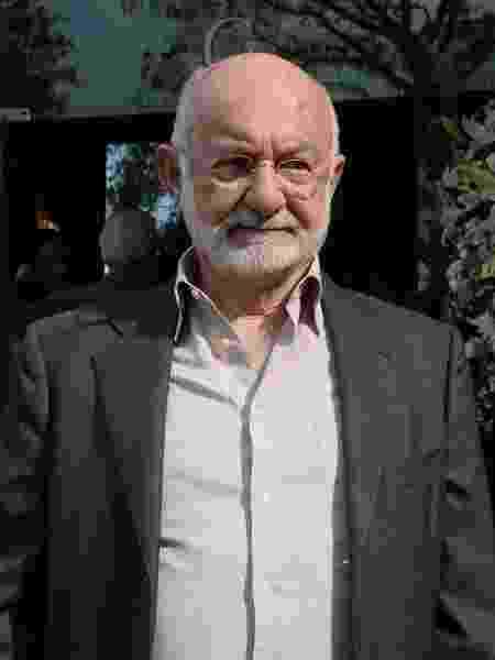 Silvio de Abreu é o diretor da teledramaturgia da TV Globo - Francisco Cepeda/AgNews