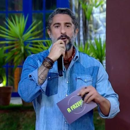 Marcos Mion apresenta A Fazenda  - Reprodução/RecordTV