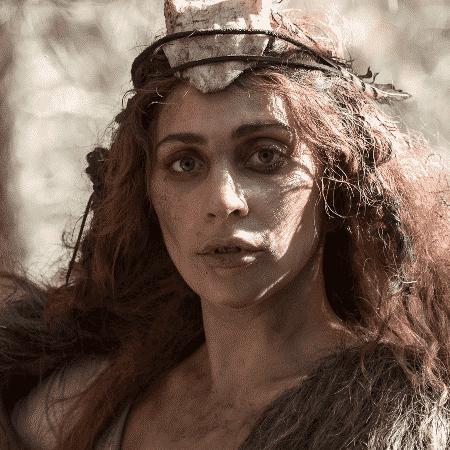 """Lady Gaga em cena de """"American Horror Story: Roanoke"""" - Reprodução - Reprodução"""