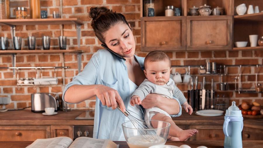 Spoiler: a maternidade é, sim, difícil. Mas não impossível - iStock
