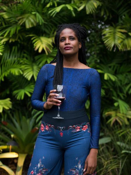 Djamila Ribeiro é uma das convidadas para desfilar na Vai-Vai - Marcus Leoni/Folhapress