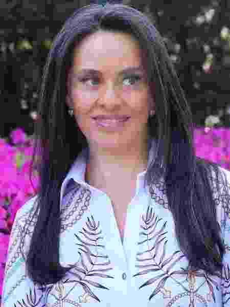 Carla Vilhena e suas longas madeixas: apresentadora diz que não pinta o cabelo há 14 anos - Reprodução / Instagram - Reprodução / Instagram