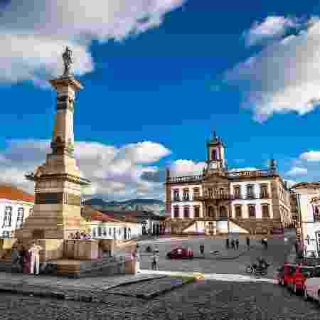 Primeira do País a receber a honraria, em 1980, Ouro Preto (MG) tem dificuldade de conservar seu patrimônio colonial  - nok6716/iStock