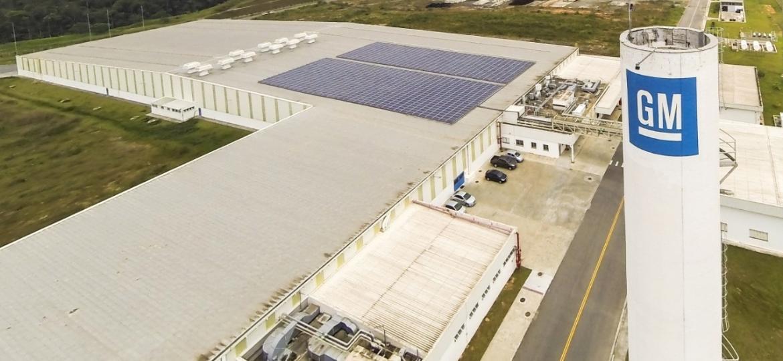 Fábrica de São José dos Campos produz os modelos S10 e Trailblazer - Divulgação