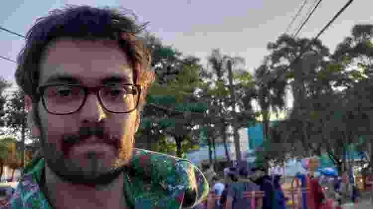 O diretor Gustavo Vinagre  - Reprodução/Facebook - Reprodução/Facebook