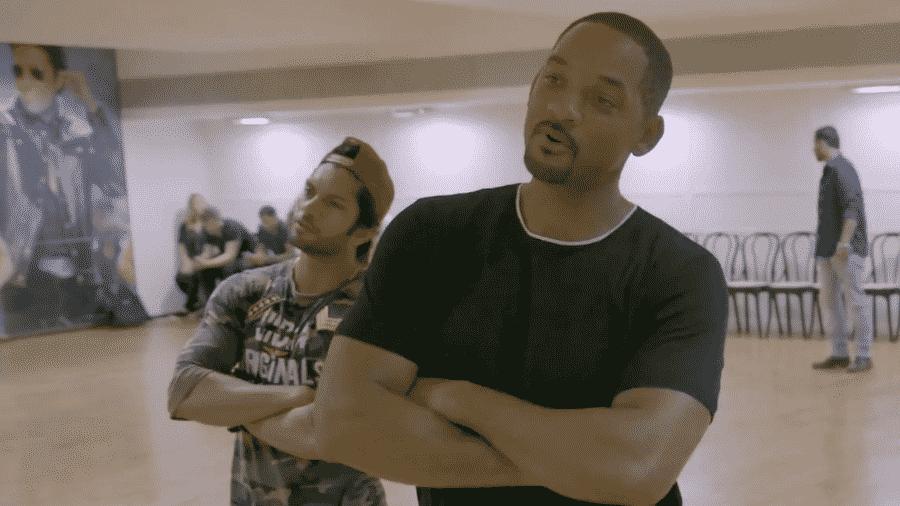 """Will Smith em cena de """"Bucket List"""" - Reprodução/Facebook"""