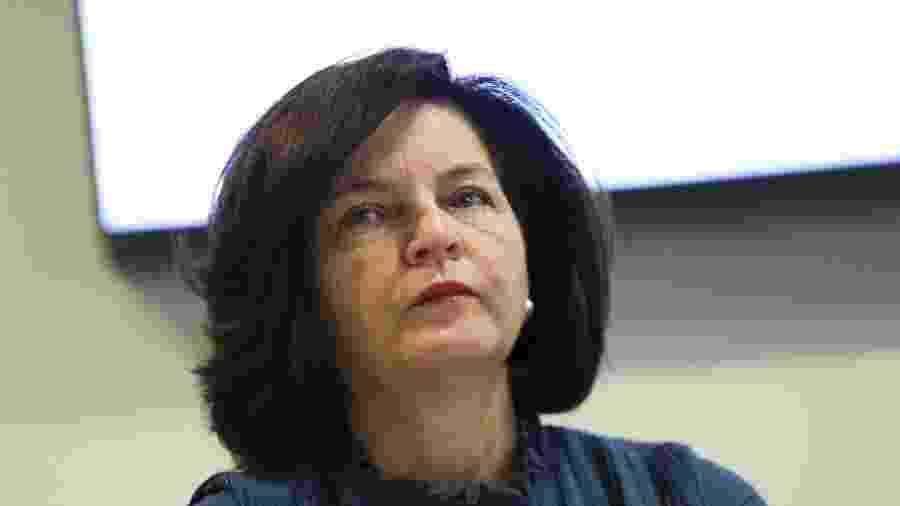 A procuradora-geral da República, Raquel Dodge, participa do lançamento da Campanha da Fraternidade  - Marcelo Camargo/Agência Brasil