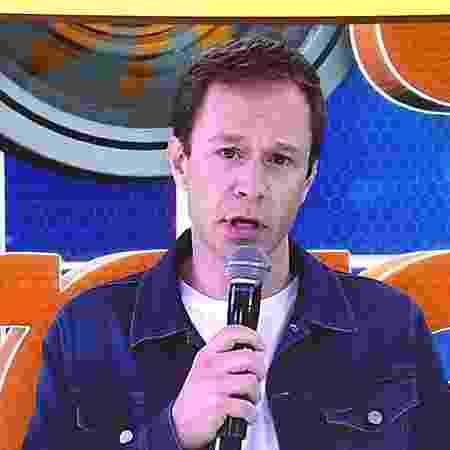 Tiago Leifert  - Reprodução/TvGlobo - Reprodução/TvGlobo