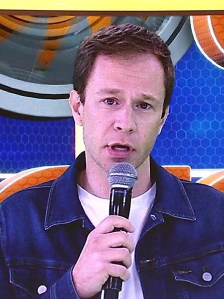 """""""BBB"""", do Tiago Leifert, mais uma vez foi um grande sucesso comercial - Reprodução/TvGlobo"""