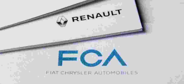 FCA e Renault -  MARCO BERTORELLO/AFP