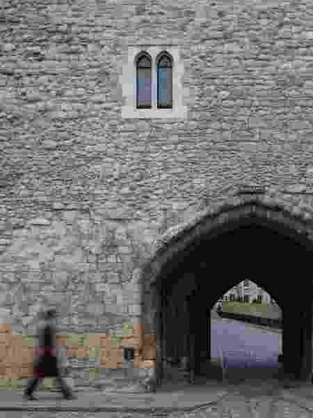 Na Torre de Londres, existe um local chamado Bloody Tower (Torre Sagrenta) - Historic Royal Palaces/Nick Guttridge