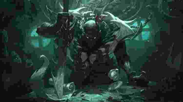 League of Legends - Pyke - Reprodução - Reprodução