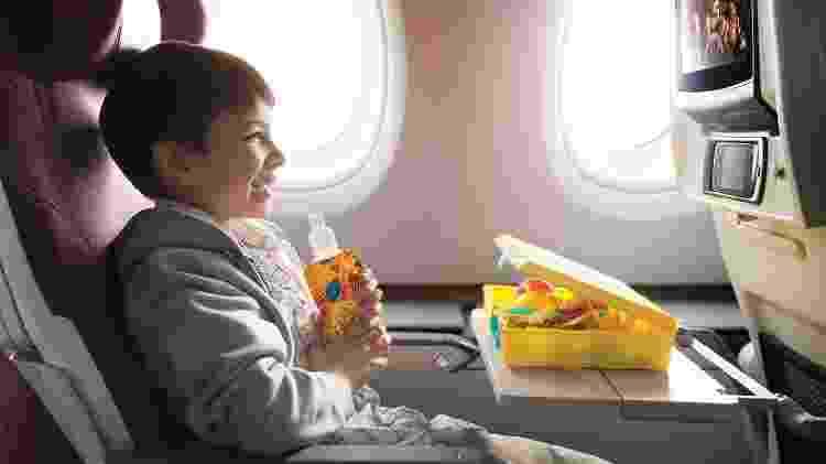 Divulgação/Qatar Airways