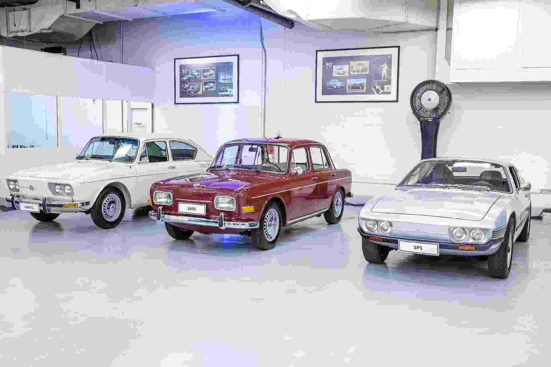 Coleção de carros da VW - Marcos Camargo/UOL