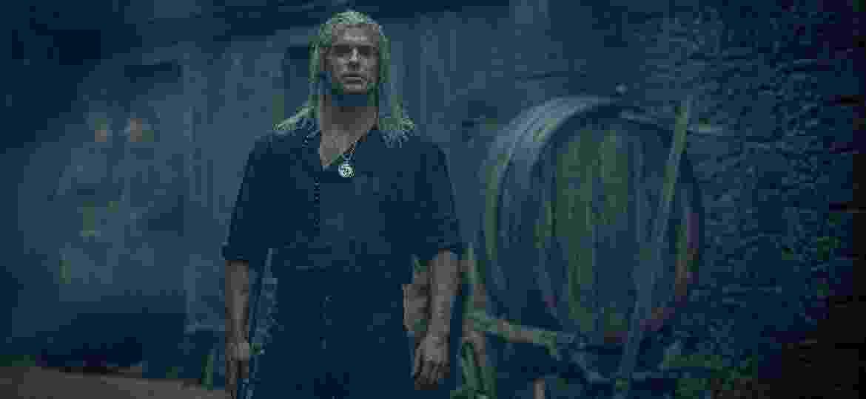 Henry Cavill como Geralt de Rivia na série The Witcher, da Netflix - Divulgação/Netflix