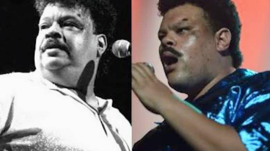 Babu Santana interpretou Tim Maia - Reprodução/Instagram