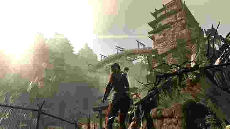 Tomb Raider 2013 Review 4 - Divulgação - Divulgação