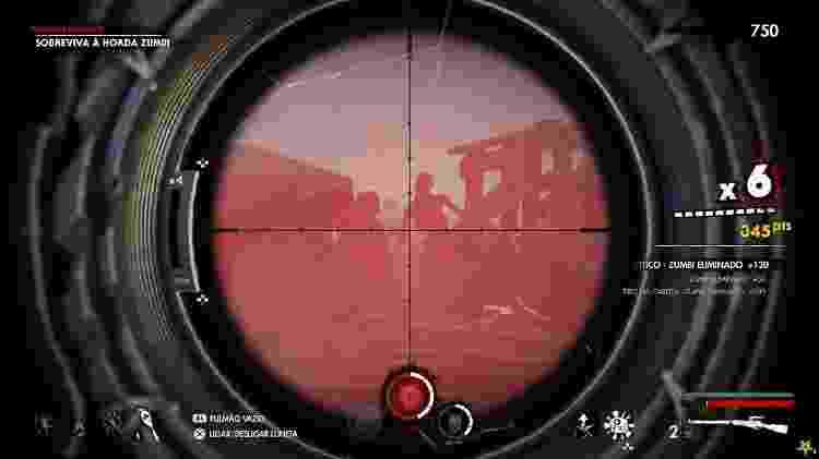 Zombie Review 3 - Reprodução - Reprodução