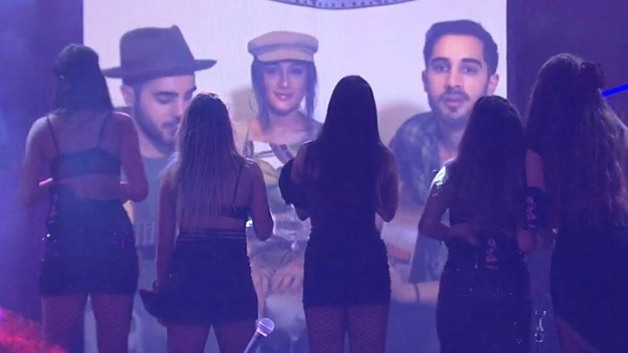 Melim faz show no BBB 20 - Reprodução/Globo