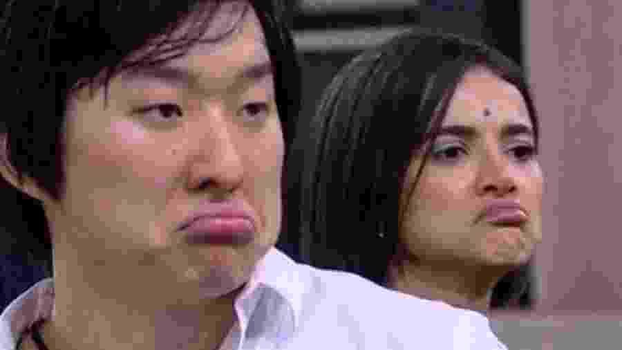 Pyong e Manu tem chances em outro reality show? - Reprodução/Globoplay